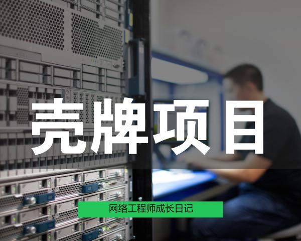 网络工程师成长日记331-壳牌某分公司技术支持 - 1
