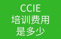 CcIE培训费用一般是多少?