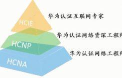华为官网ccnp考试时间。