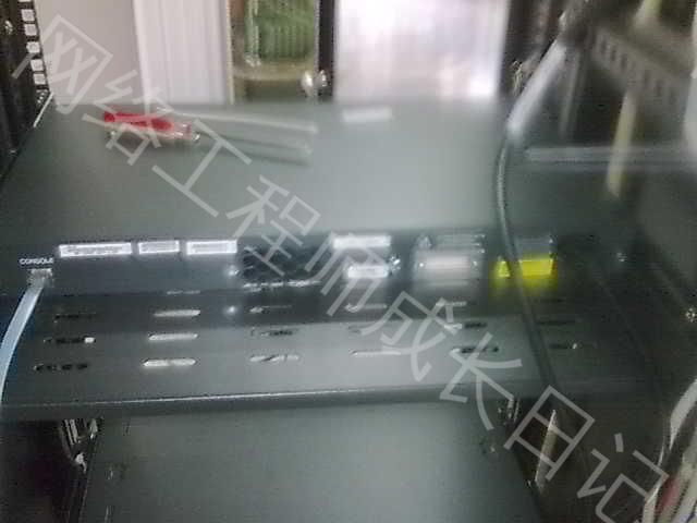 网络工程师成长日记369-中铁20局延安更换路由器项目插图3