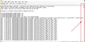 SecureCRT 增加log buffer 屏幕缓冲