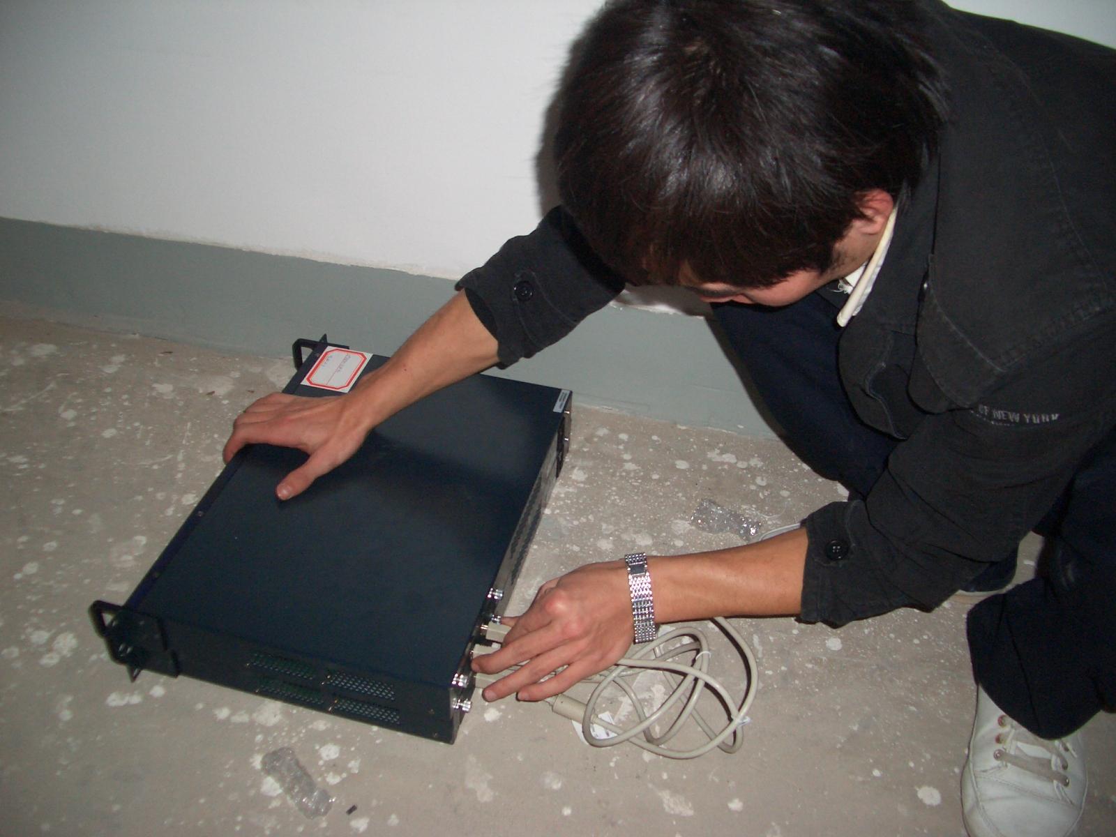 网络项目案例:西安电子科技大学网络工程 - 64