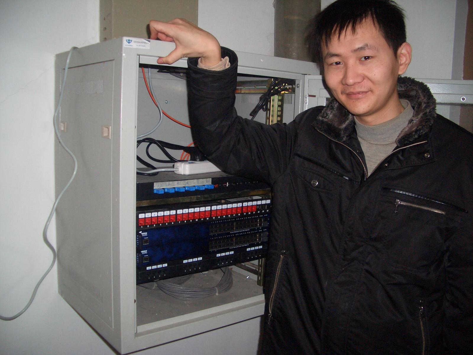 网络项目案例:西安电子科技大学网络工程 - 62