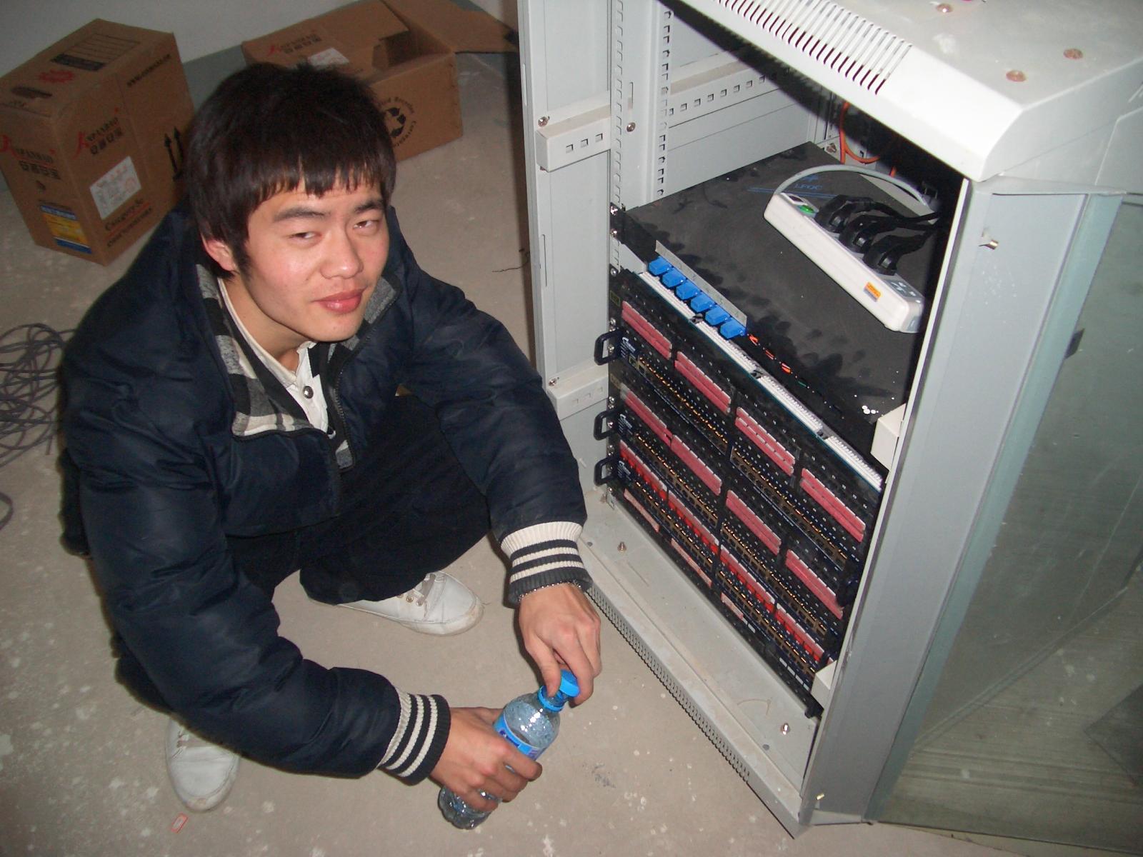 网络项目案例:西安电子科技大学网络工程 - 55