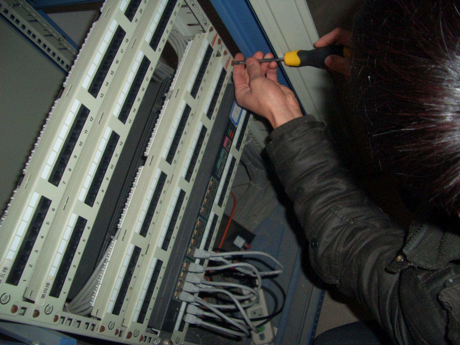网络项目案例:西安电子科技大学网络工程 - 48