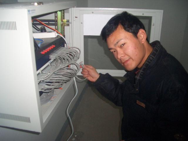 网络项目案例:西安电子科技大学网络工程 - 27