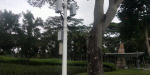 5G新基建,Book RRU助力深圳电信打造5G City商用宏杆立体组网